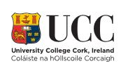 UCC MSc Co-Operative and Social Enterprise YEAR 2 from NOTS.ie