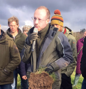 Whole Farm Planning / Agroforestry Principles (Online) with Niels Corfield provided by NOTS.ie