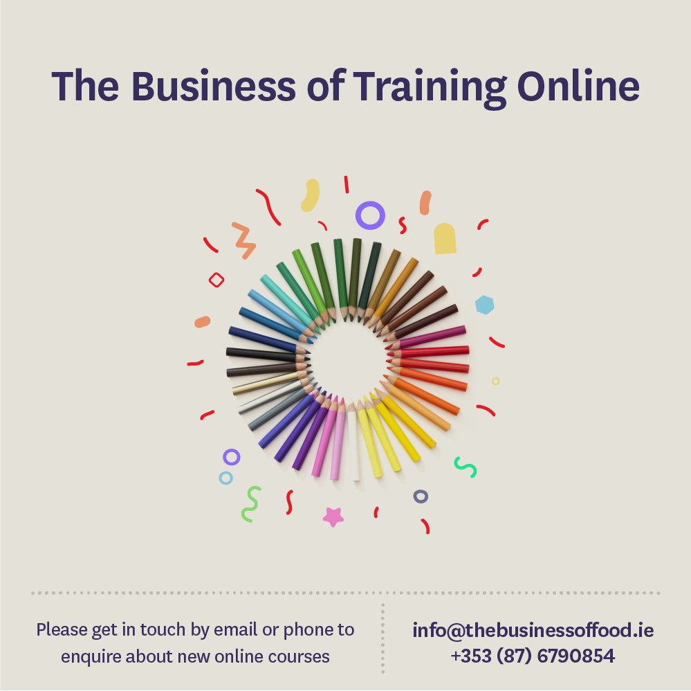 Train the Trainer Online - with Blathnaid Bergin from NOTS.ie