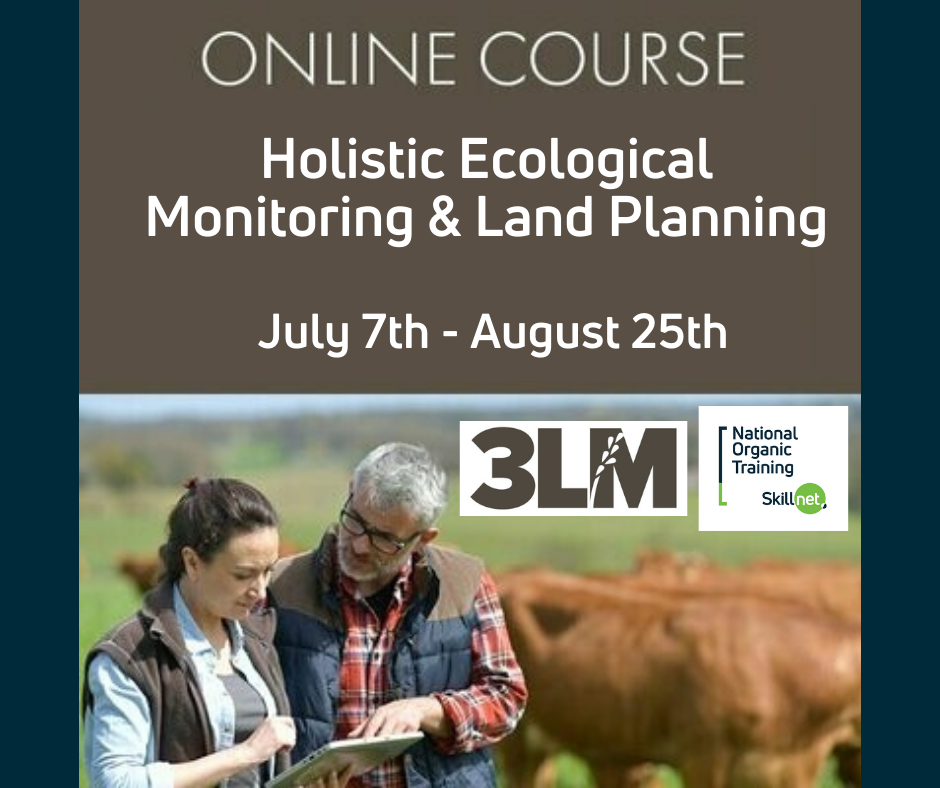 Holistic Ecological Monitoring & Land Planning (Online)